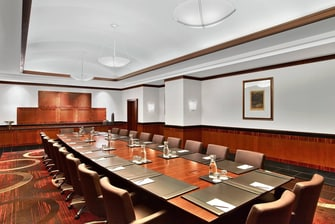 Caption Executive Conference Center Boardroom