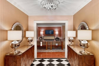 Presidential Suite Foyer
