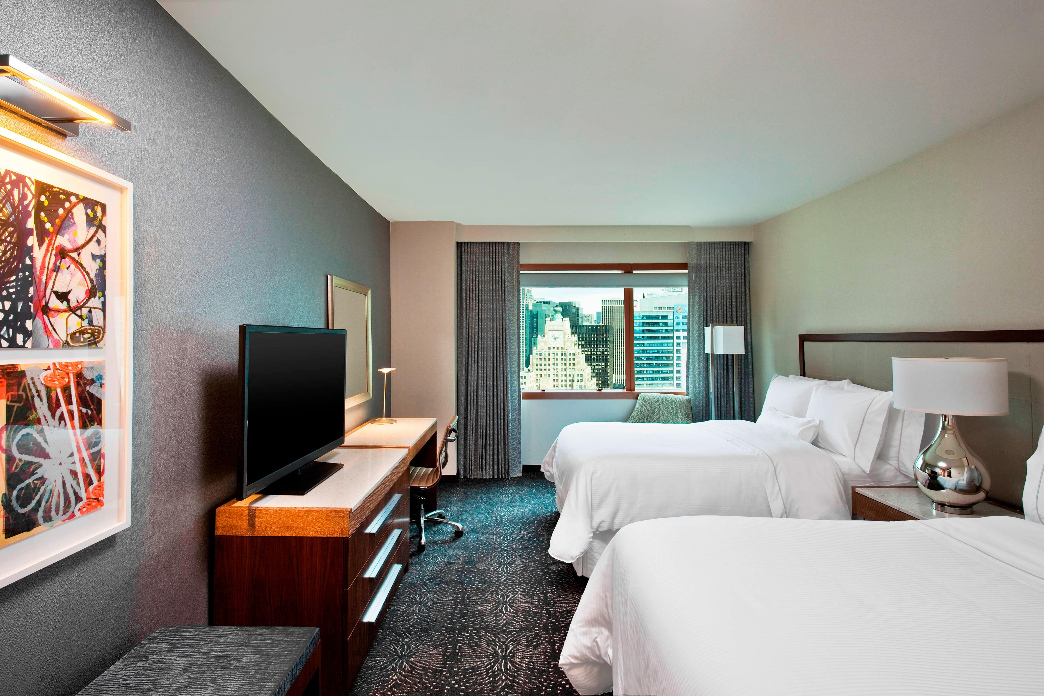 Rooms: Times Square Hotel Rooms And Suites
