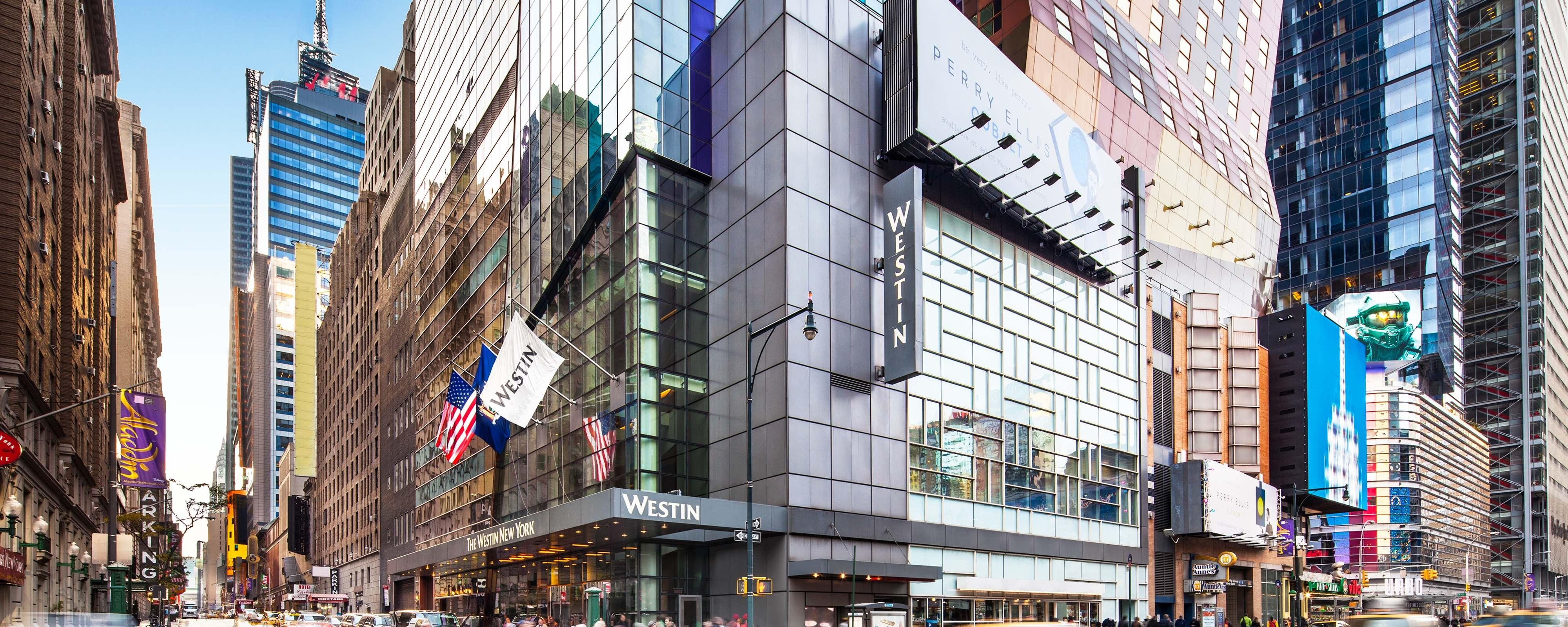 The Westin New York at Times Square - Nueva York | SPG