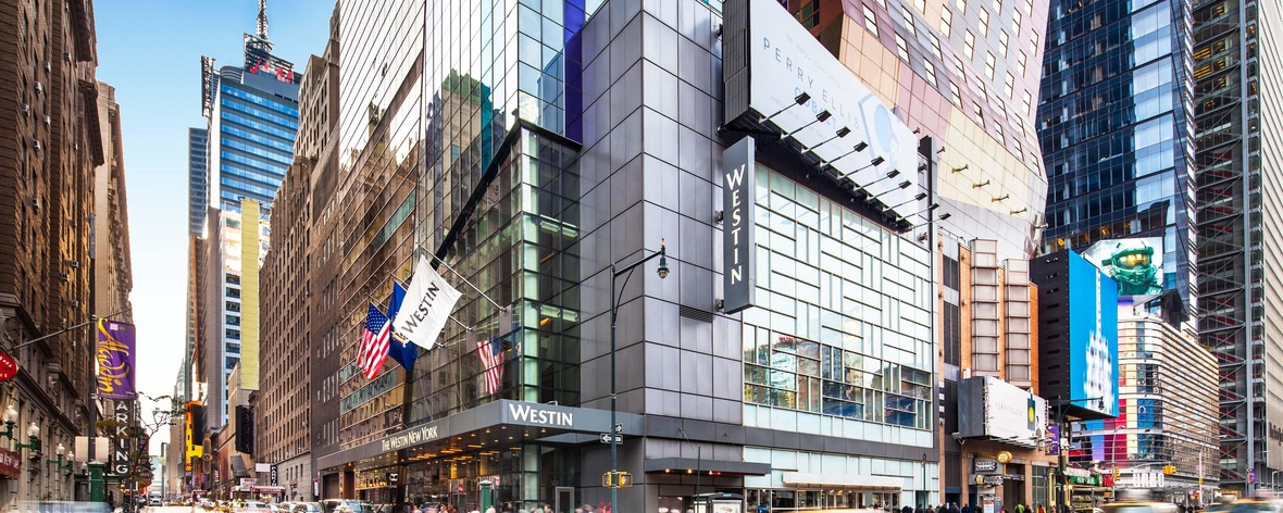 Times Square Hotel | The Westin New York at Times Square