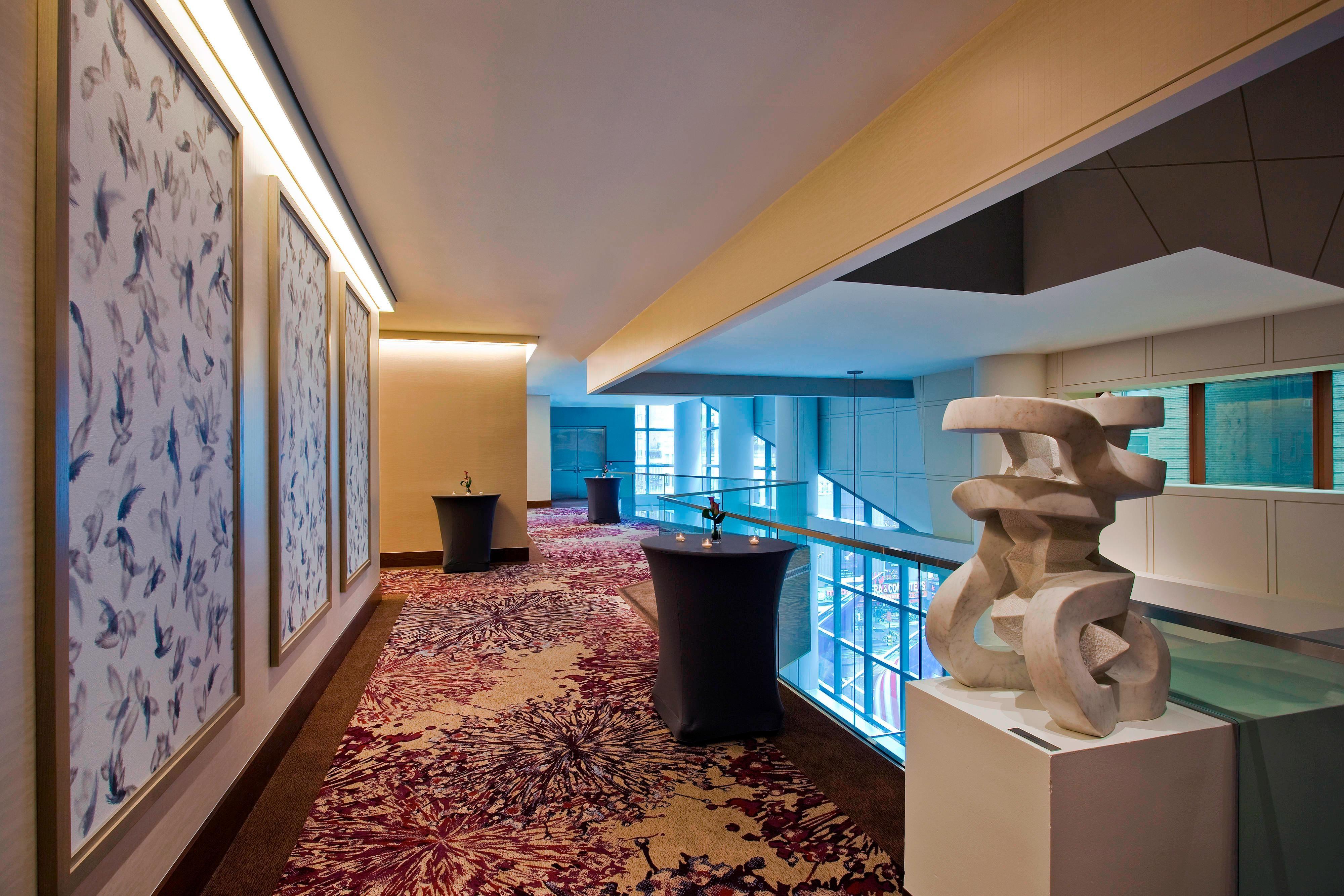 Gershwin Ballroom Extended Foyer