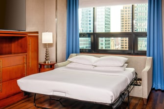NYC Hotel Rooms in Times Square