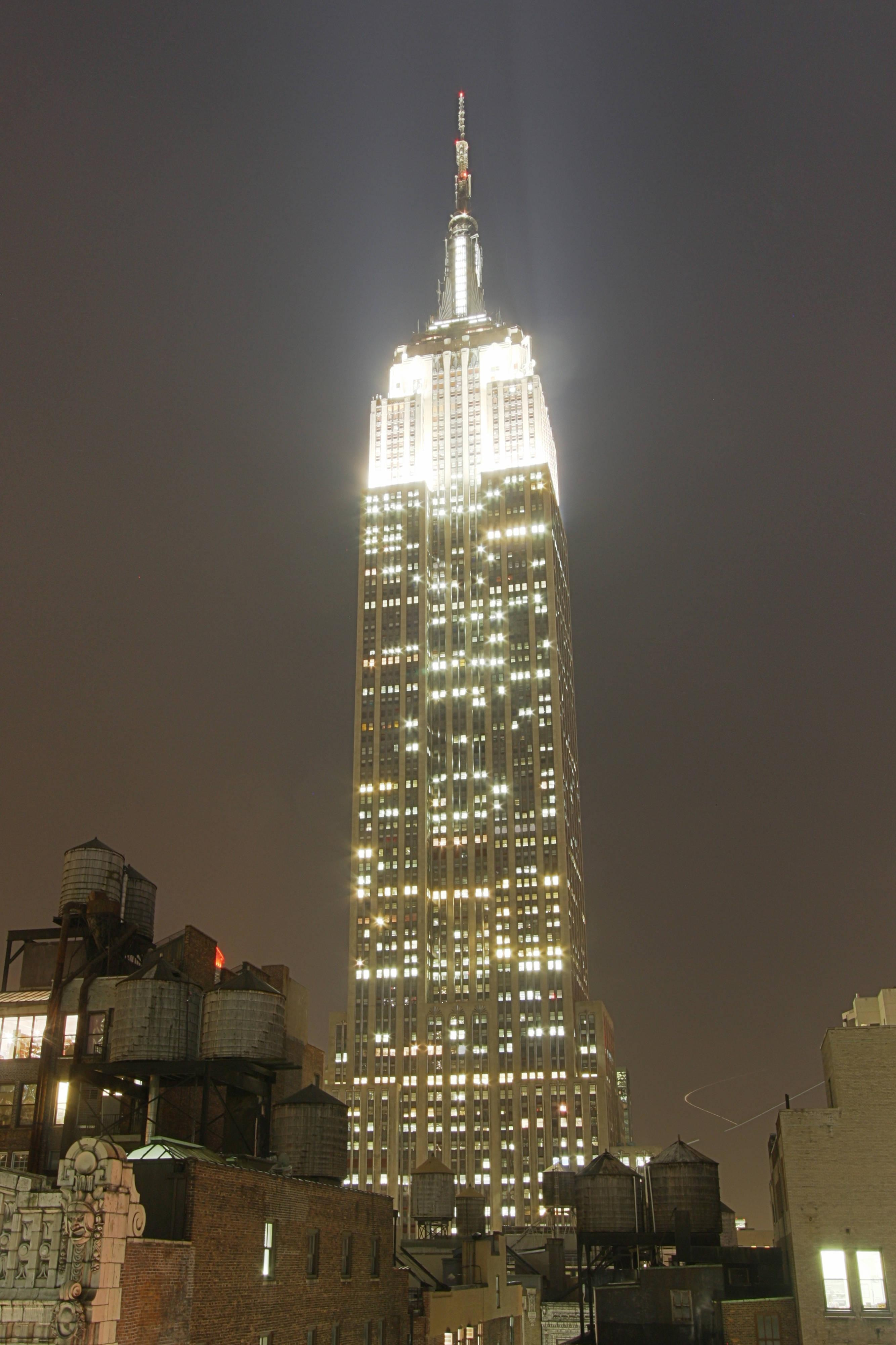 Hotel nahe Empire State Building