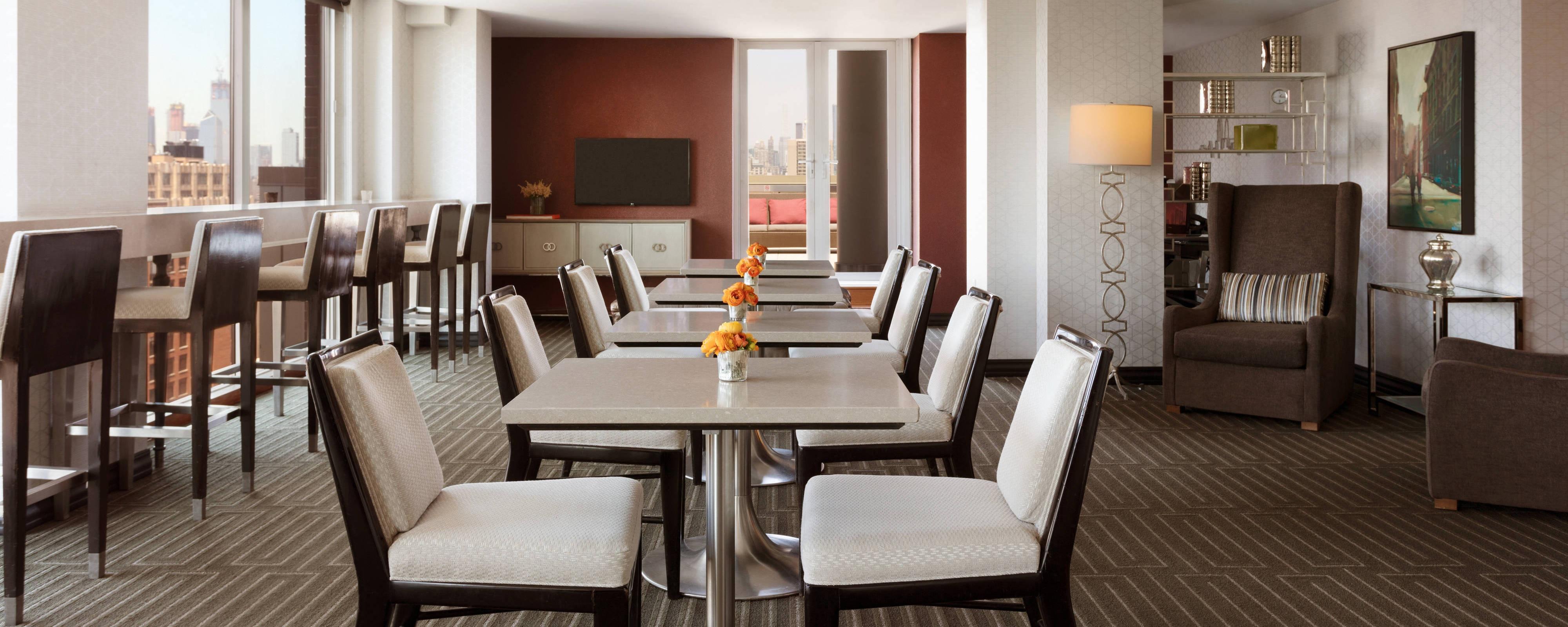 Concierge-Lounge