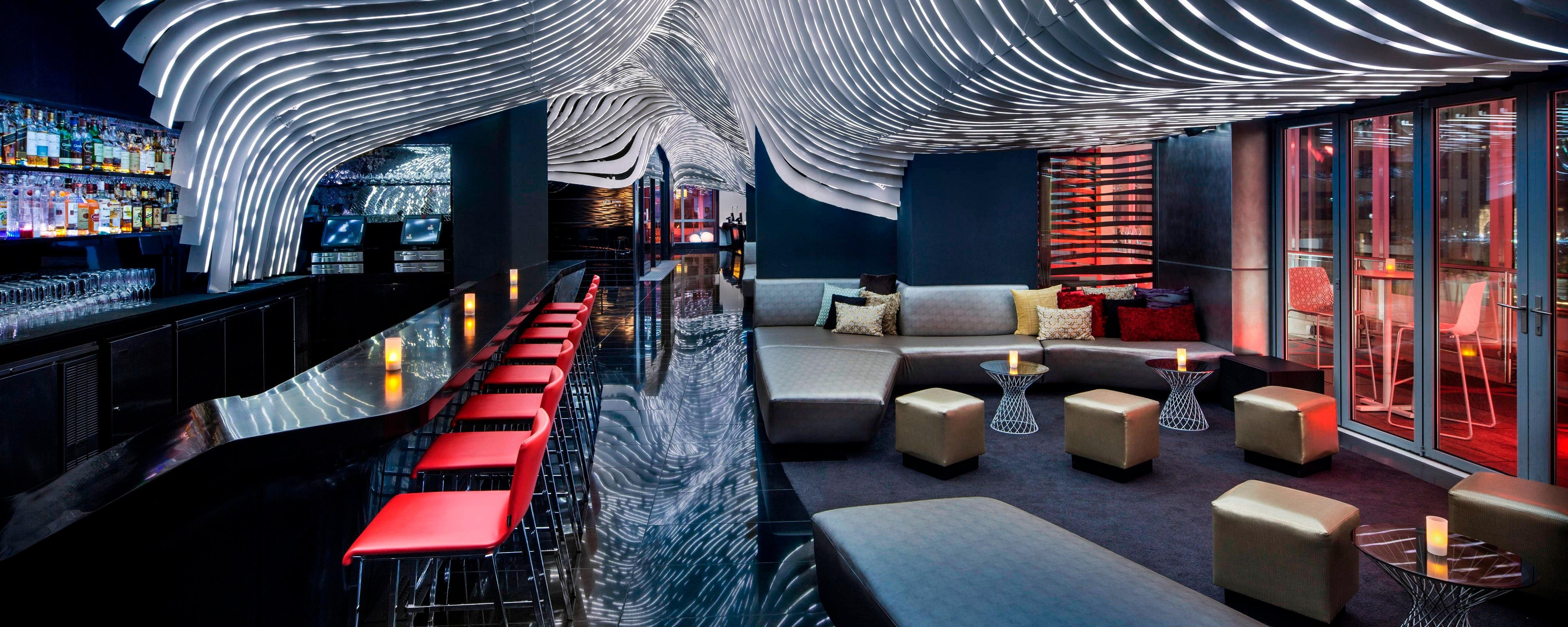 Hotel Bars in NYC Financial District | W New York – Downtown