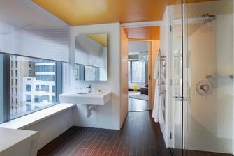 Suite E Wow - Baño