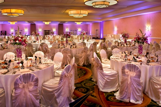 Hudson Valley hotel wedding venue