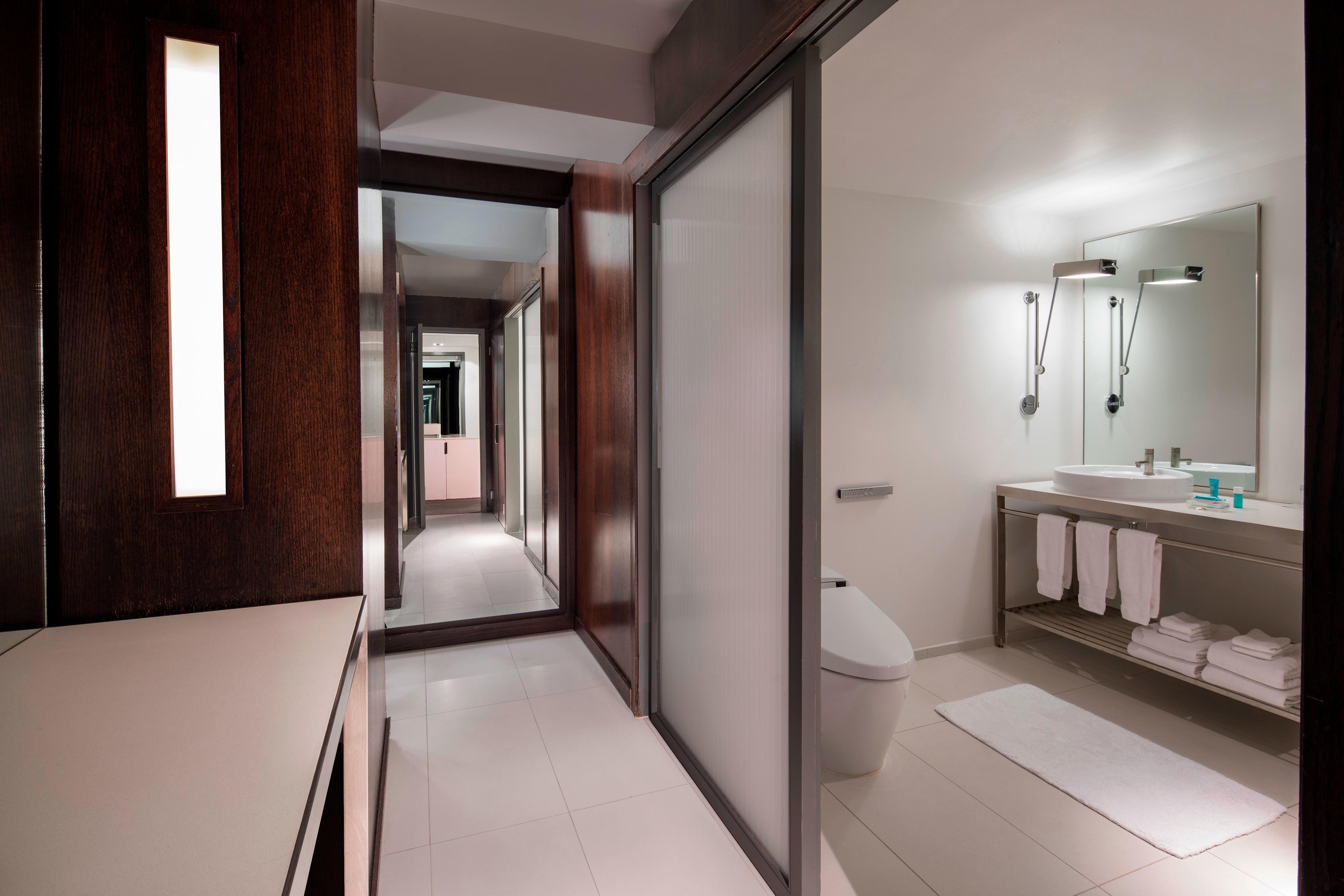 Ванная комната люкса WOW