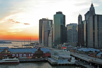 South Street Seaport New York