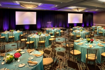 Grand Ballroom – Event Setup