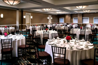 Financial Ballroom – Banquet Setup