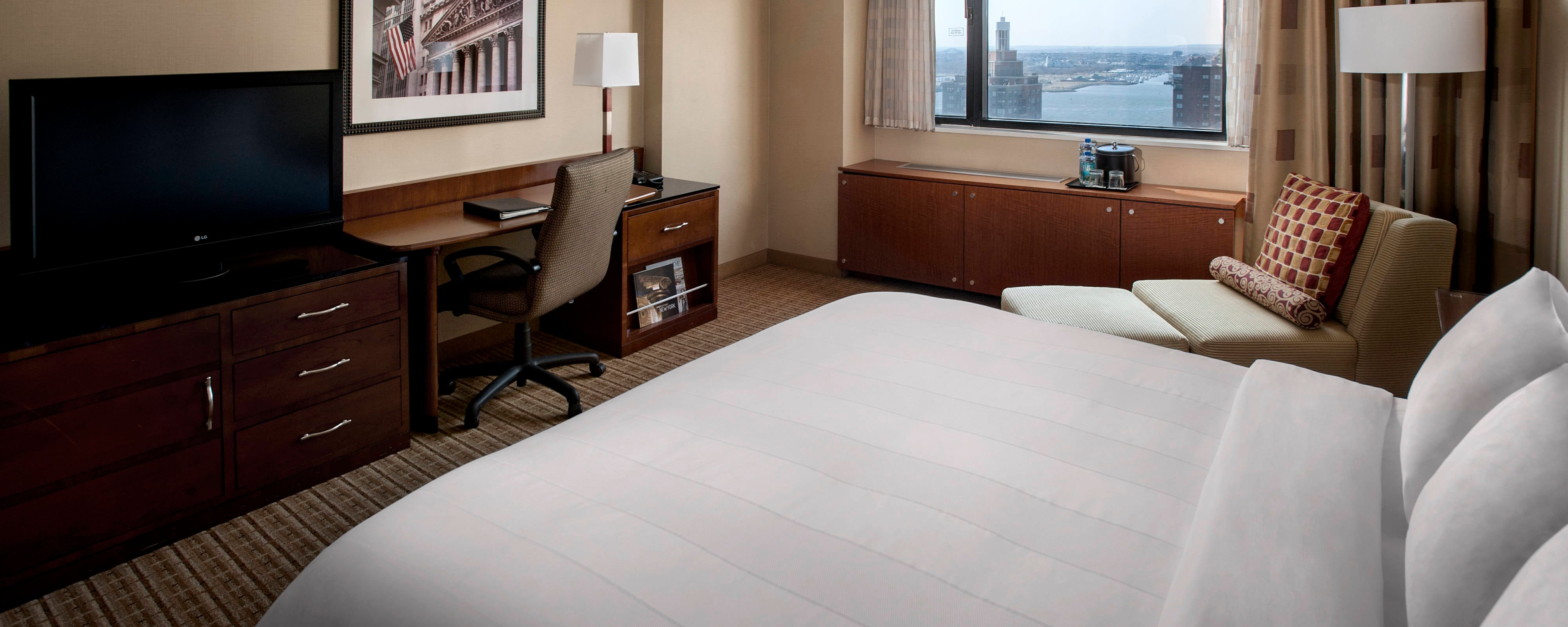 New York Luxury Guestrooms