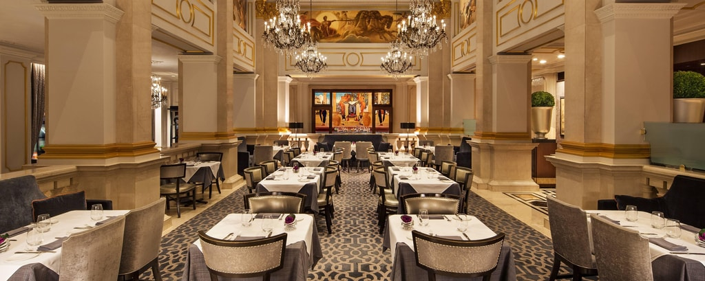 Upscale Fine Dining Nyc Elegant Restaurants The St