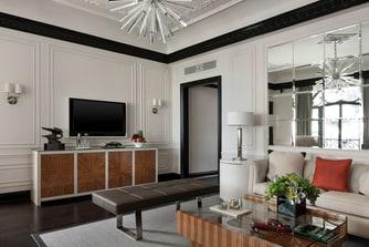 Bentley Suite - Living Room