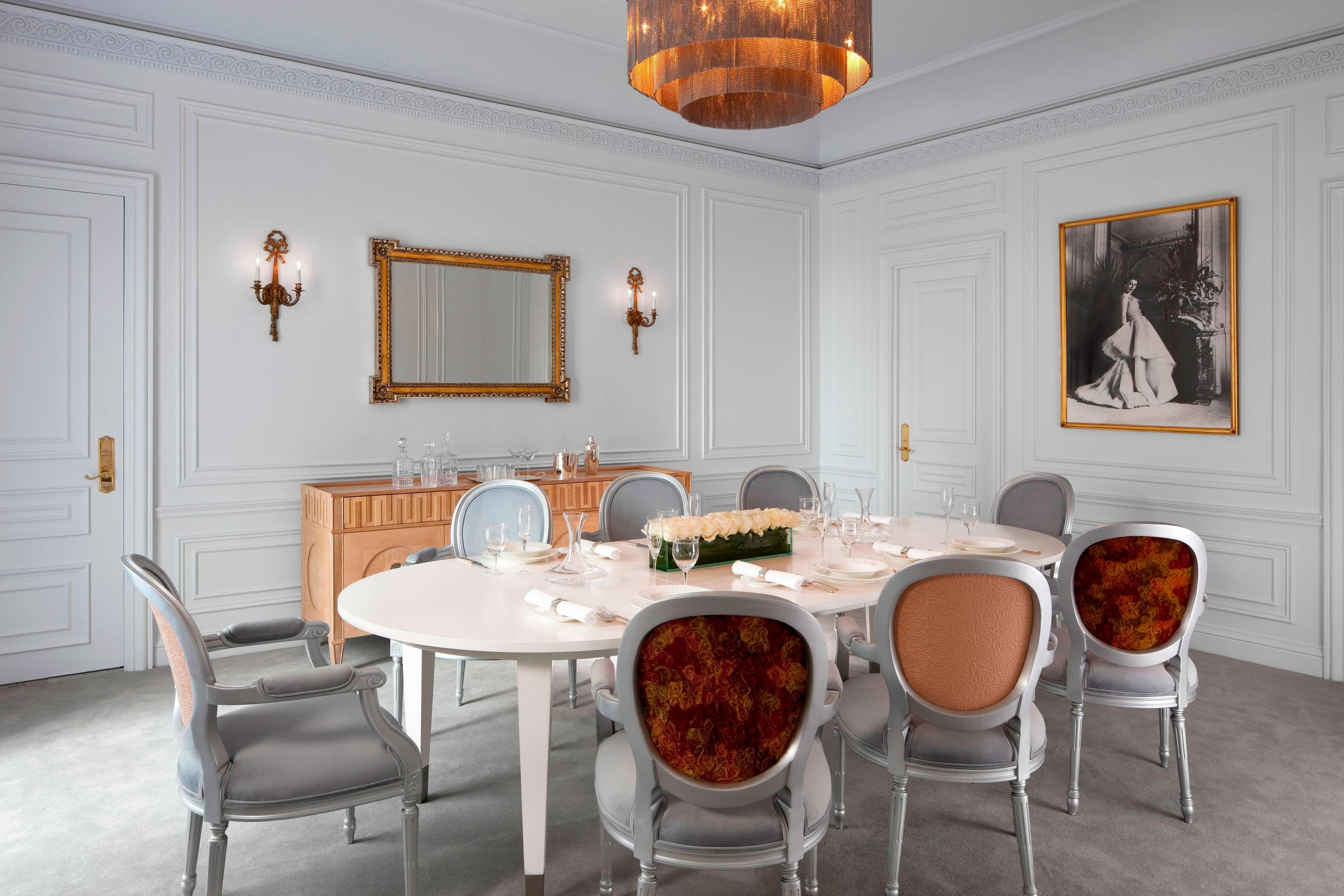 Dior Suite - Dining Room