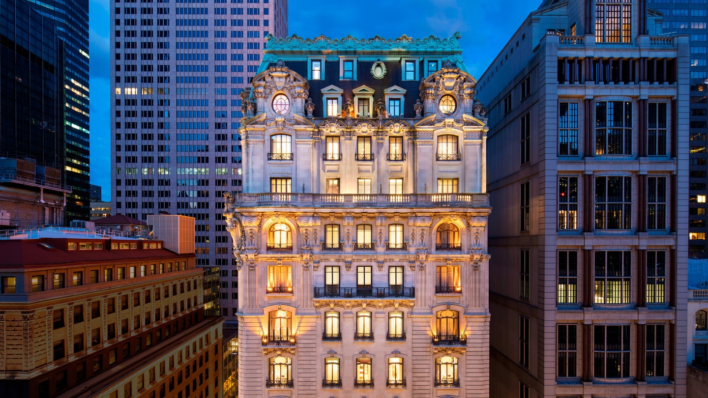 5-Star Hotel in New York Manhattan | The St. Regis New York
