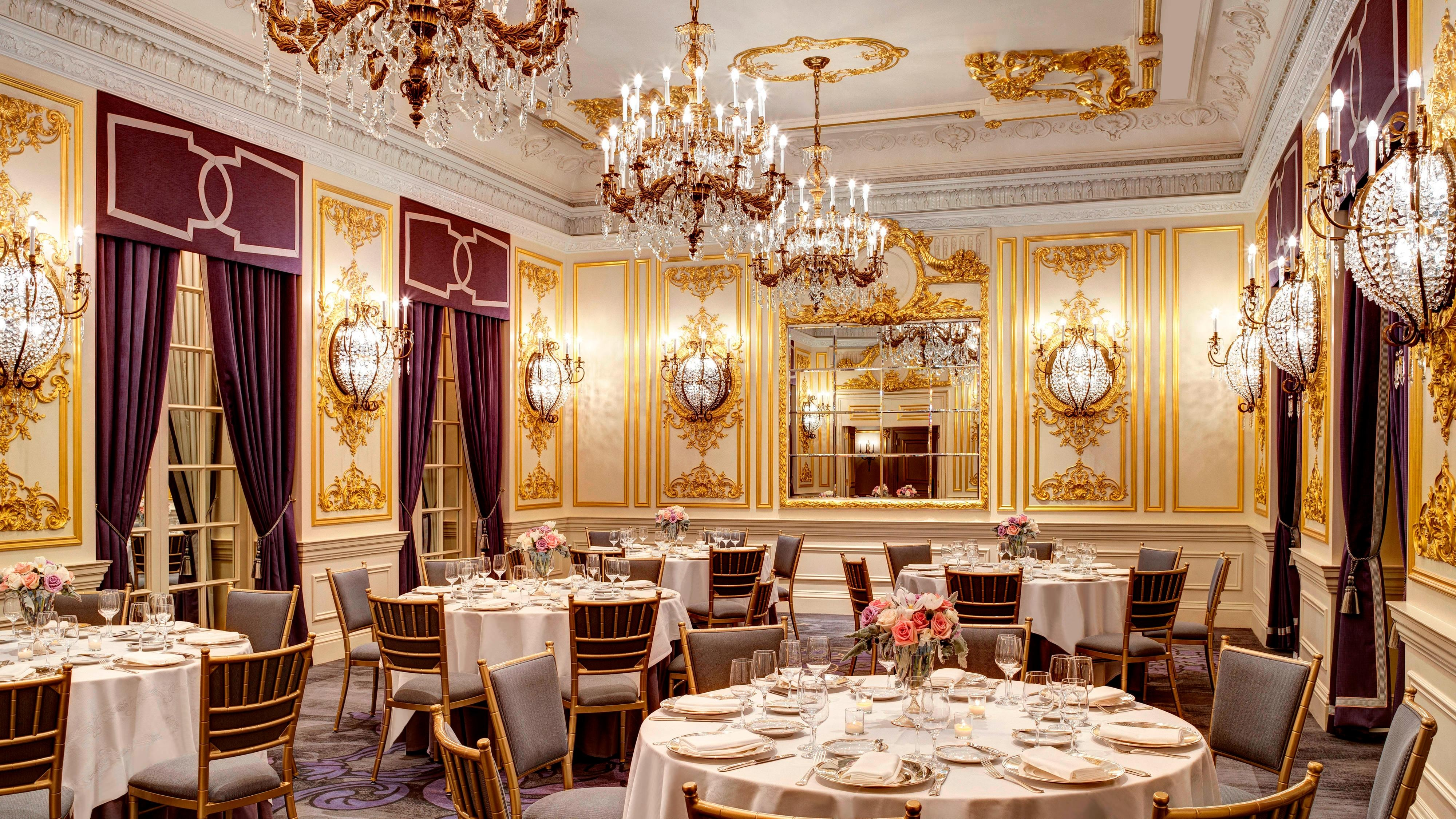 The Fontainebleau Room