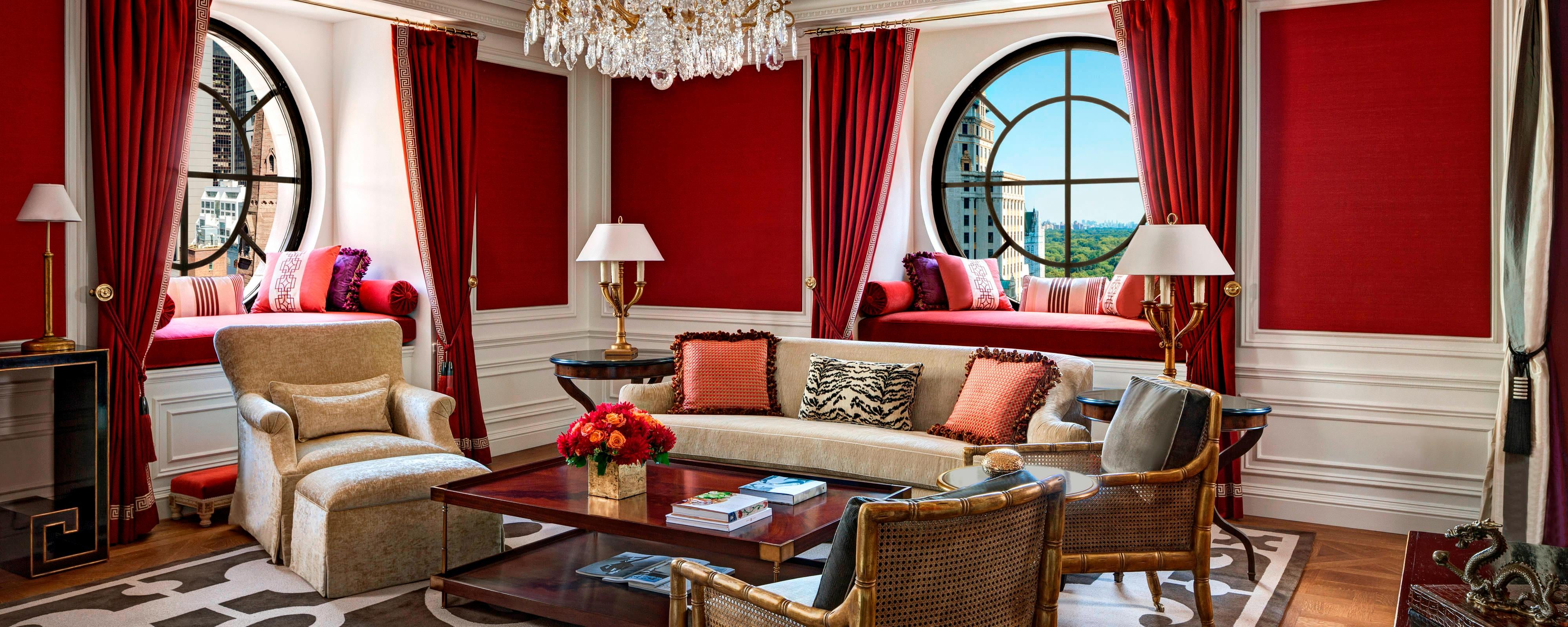 Imperial Suite - Living Room