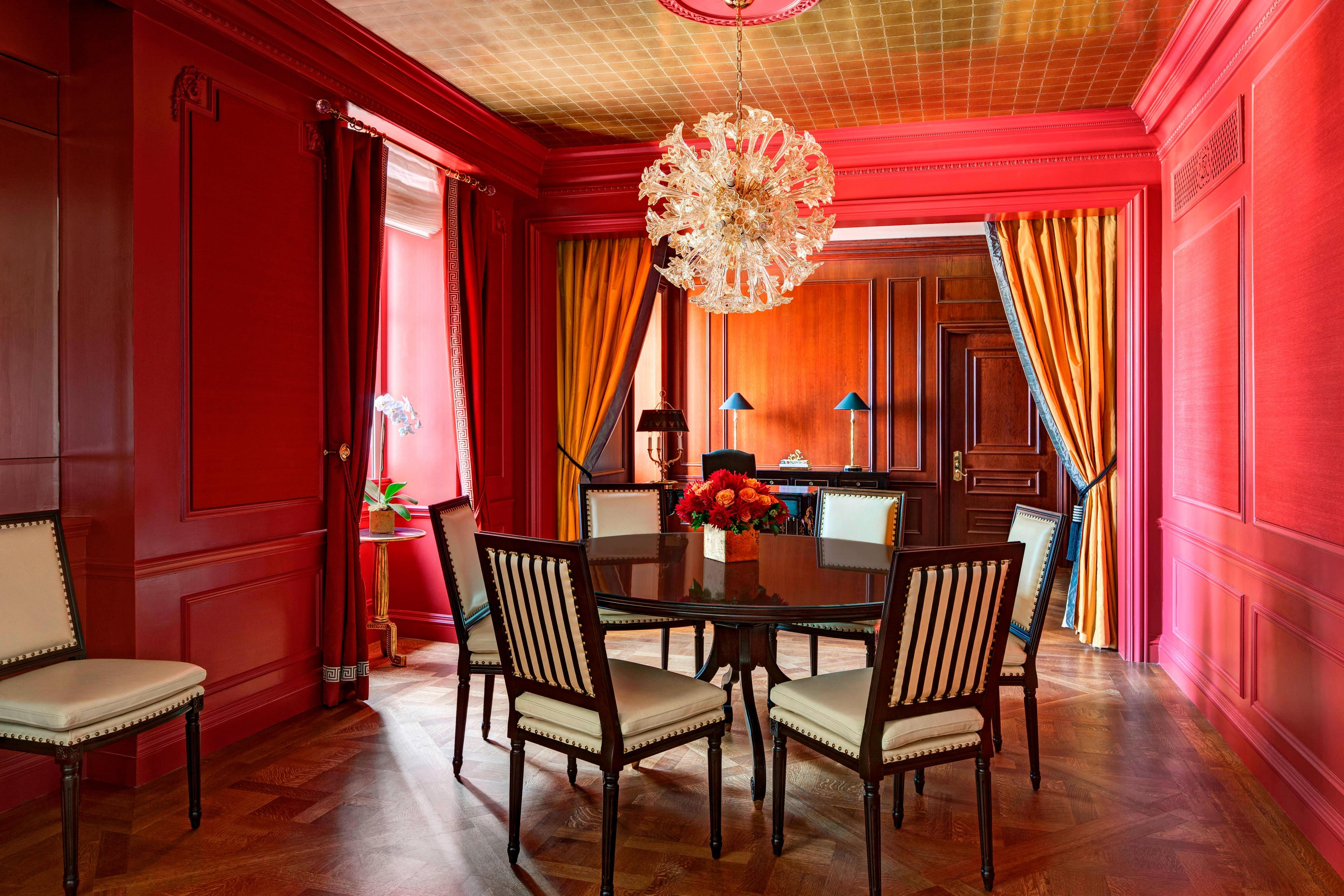 Imperial Suite - Dining Room