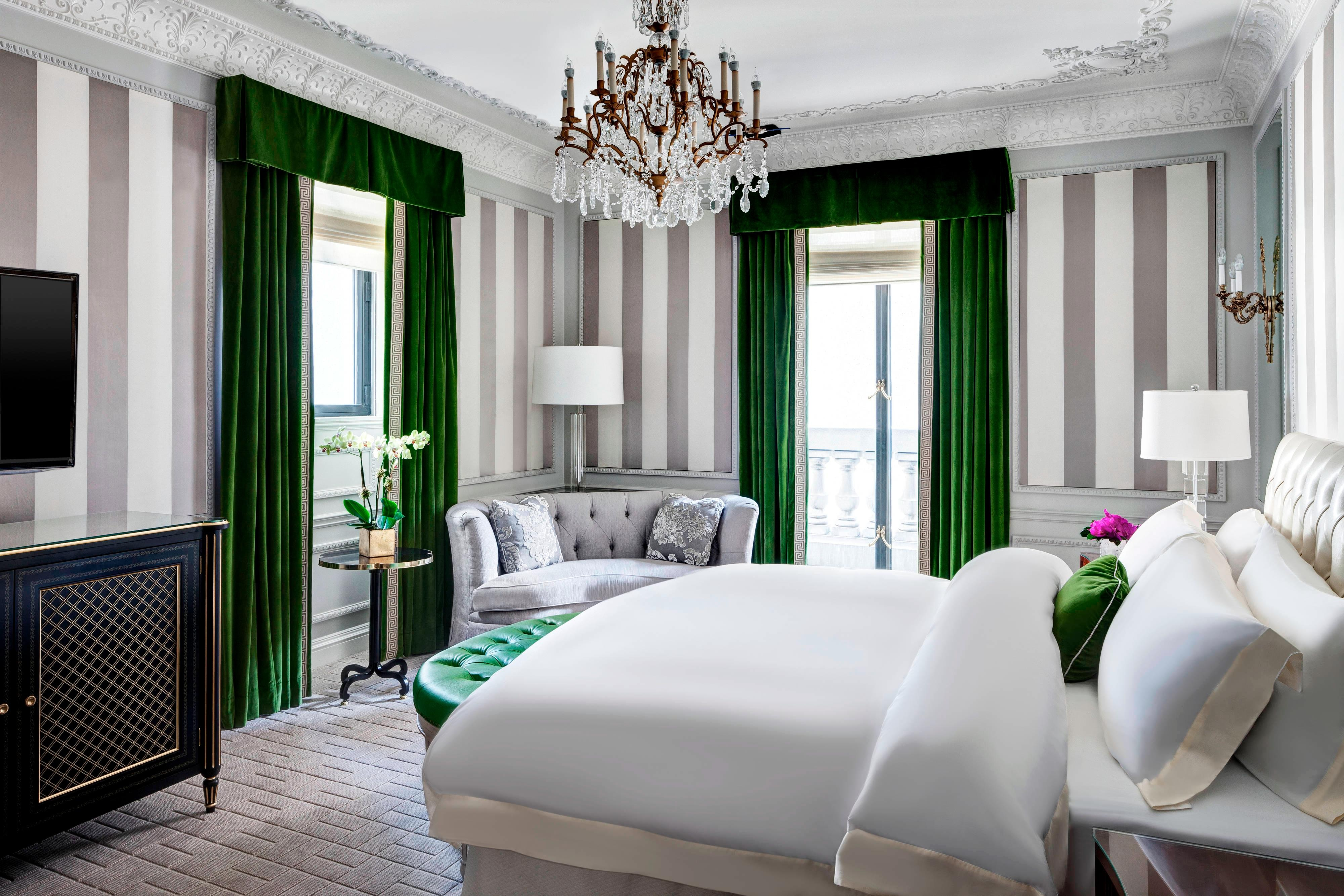 Presidential Suite Second Bedroom
