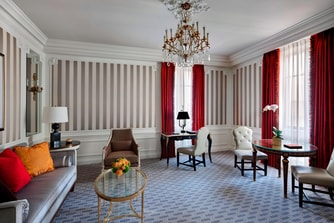 Suite St. Regis - Salon