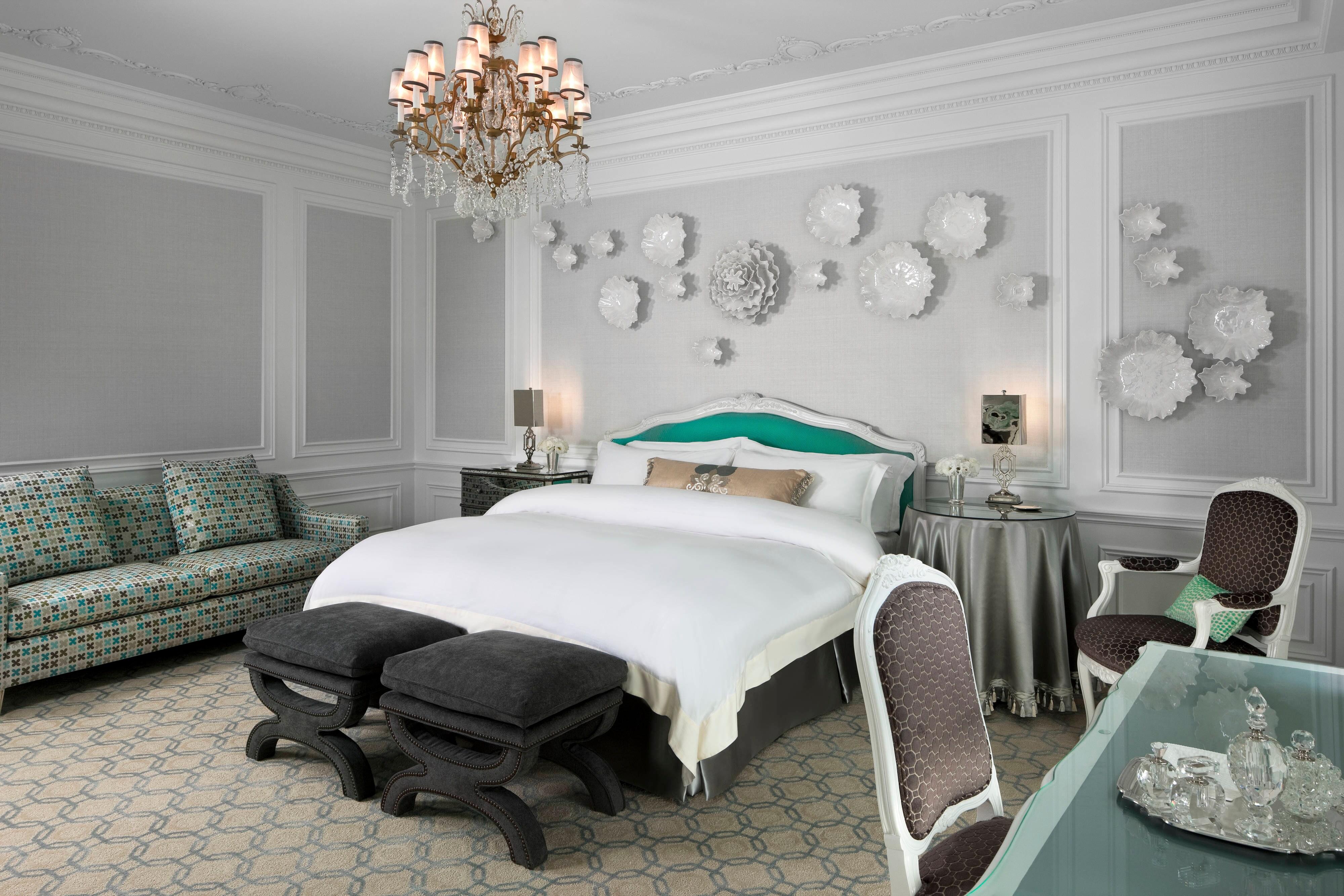 Tiffany Suite - Bedroom