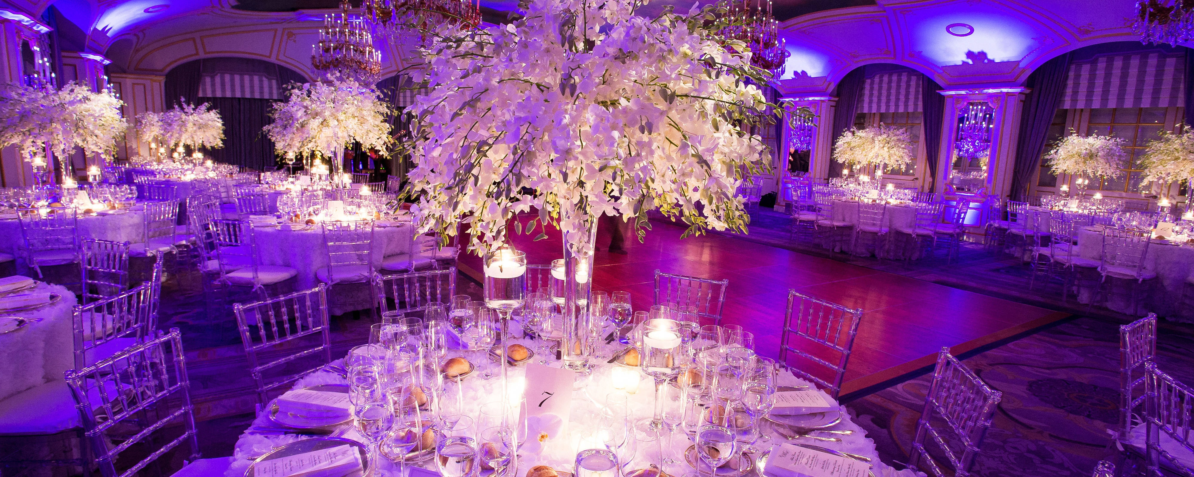 Wedding planning in New York at the The St. Regis New York