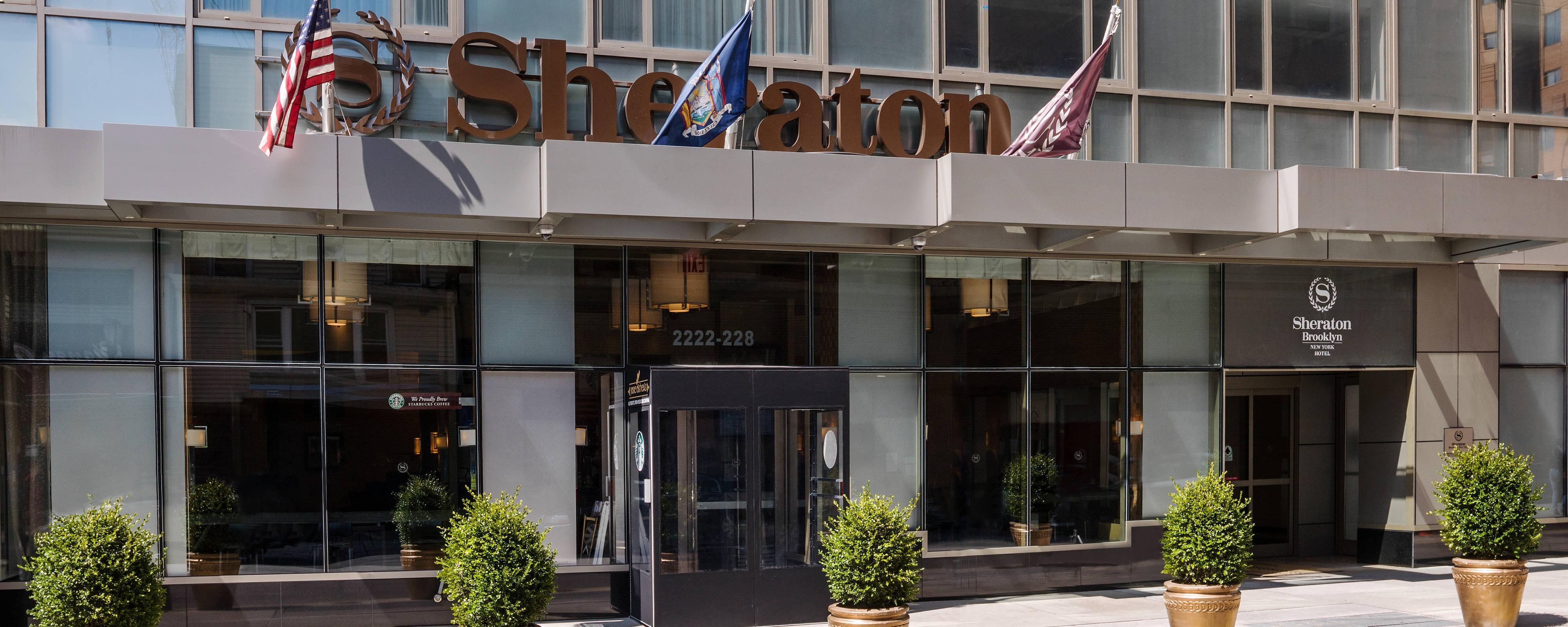 Sheraton Brooklyn New York Hotel Brooklyn Spg