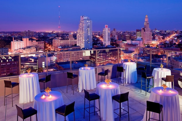 Rooftop Receptions