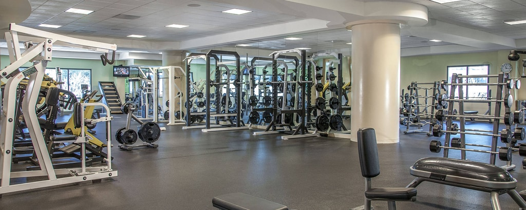 gimnasio en Walnut Creek