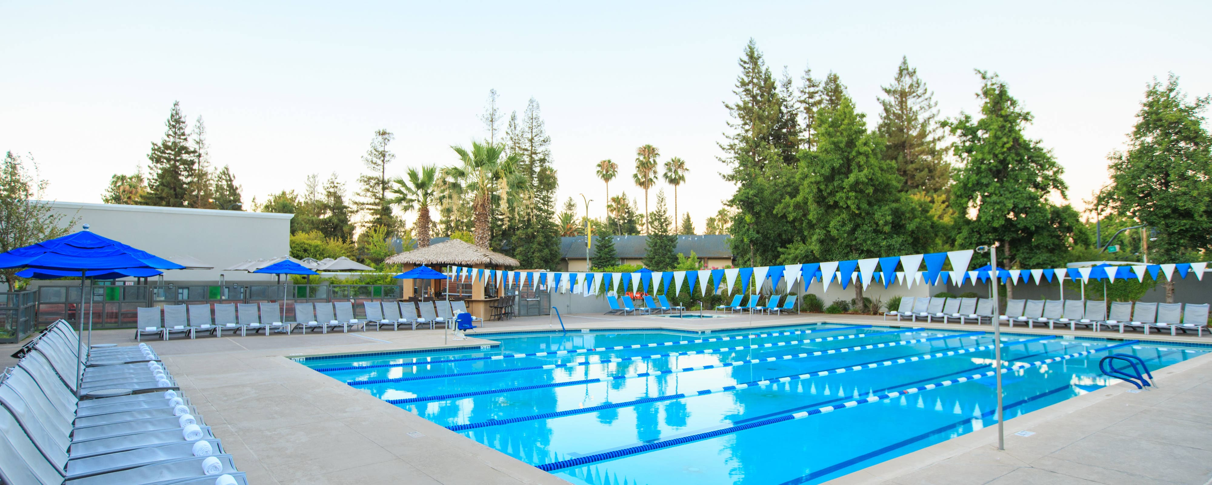 Piscina al aire libre en Walnut Creek
