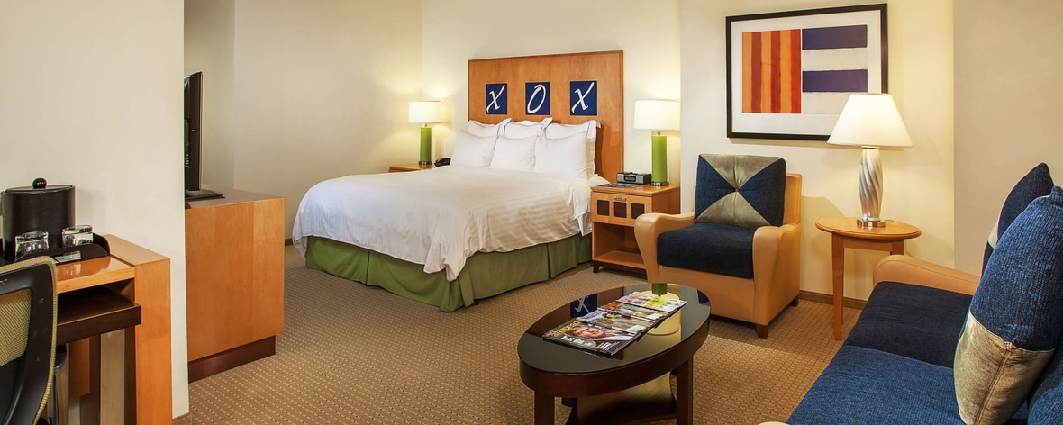Walnut Creek Suite Hotel