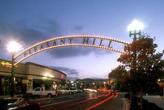 Pleasant Hill Arch
