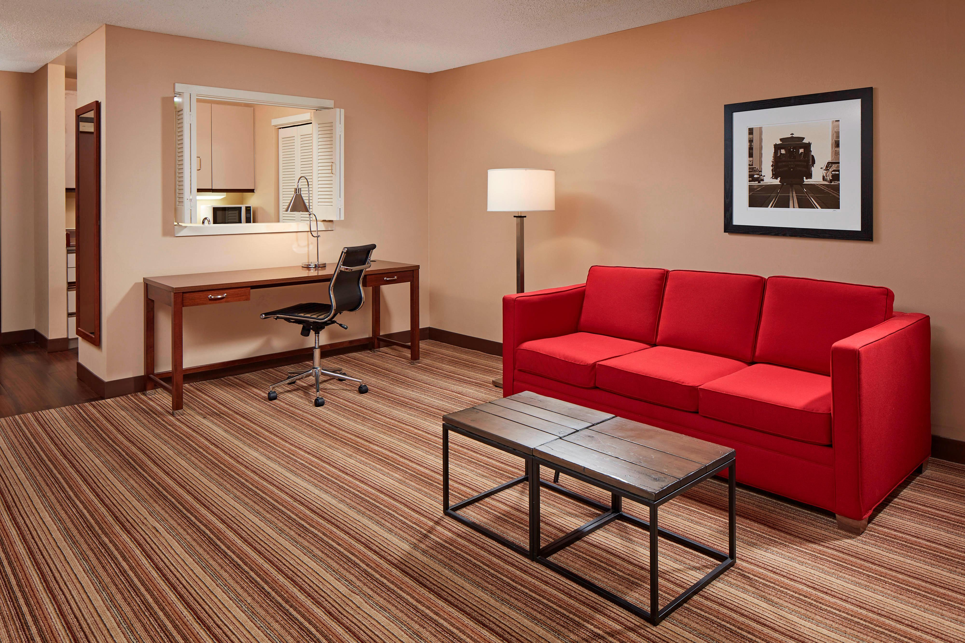 King Executive Room - Workspace