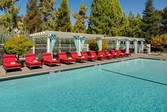 hotels near san ramon ca