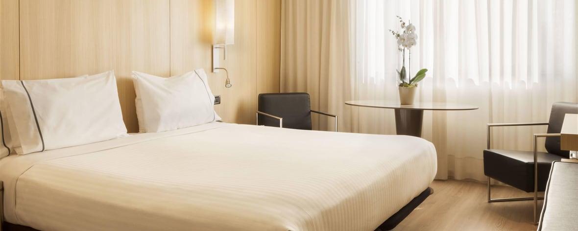 Quarto Standard no AC Hotel Córdoba