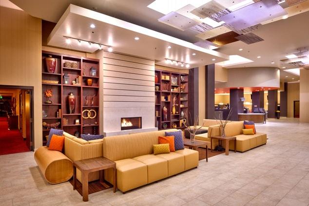 Ogden Utah Lobby