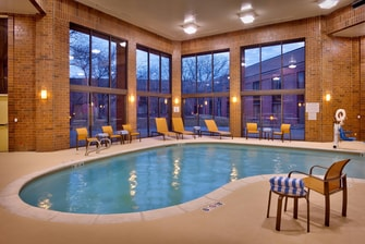 Indoor Pool at Courtyard Ogden