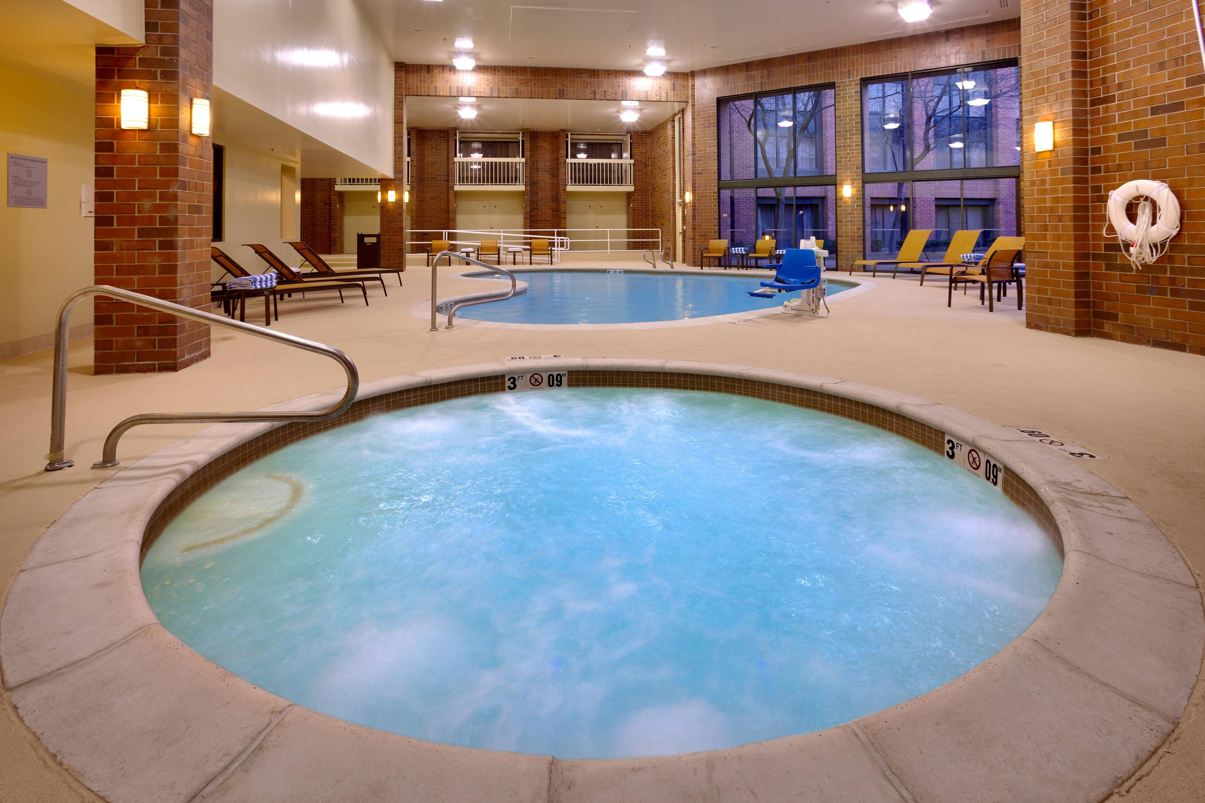 Pool Area at Courtyard Ogden