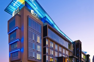 Aloft Oklahoma City Downtown - Bricktown