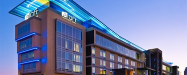 Aloft Oklahoma City Downtown-Bricktown