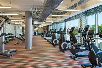 Recharge/Fitness Center