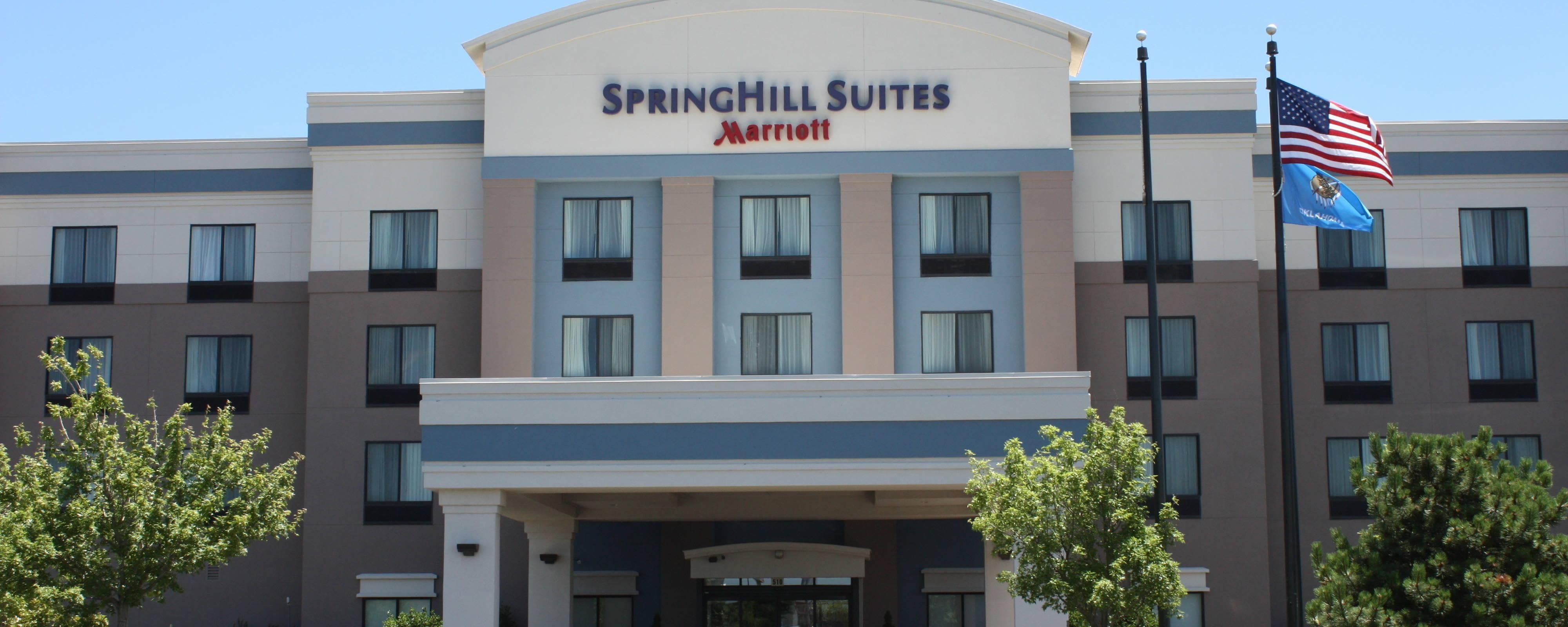 Springhill Suites New Oklahoma City Airport Oklahoma City