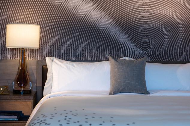 Hotel room in Oklahoma City