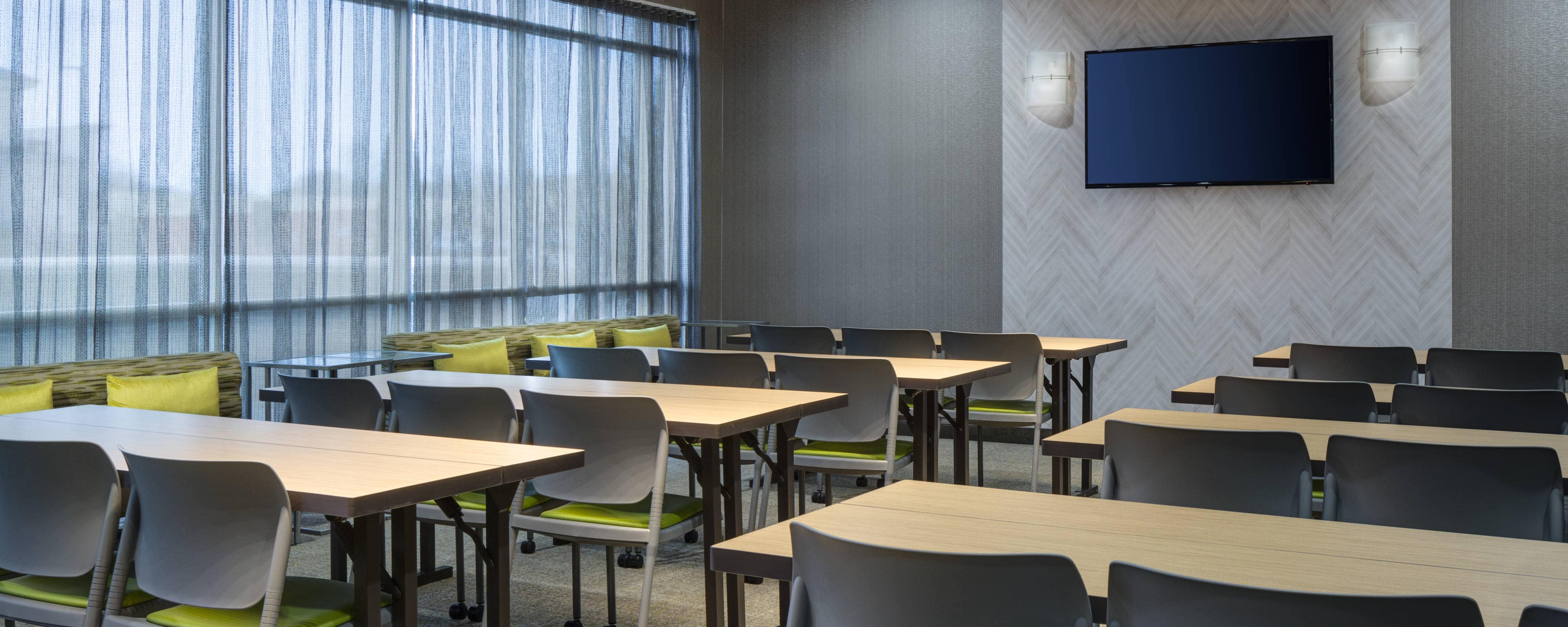 Del City Ok Small Meeting Rooms Springhill Suites