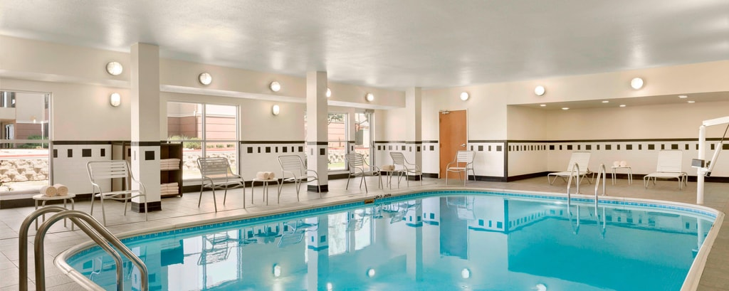 Oklahoma City Hotel With Indoor Pool Fairfield Inn Suites Quail Springs