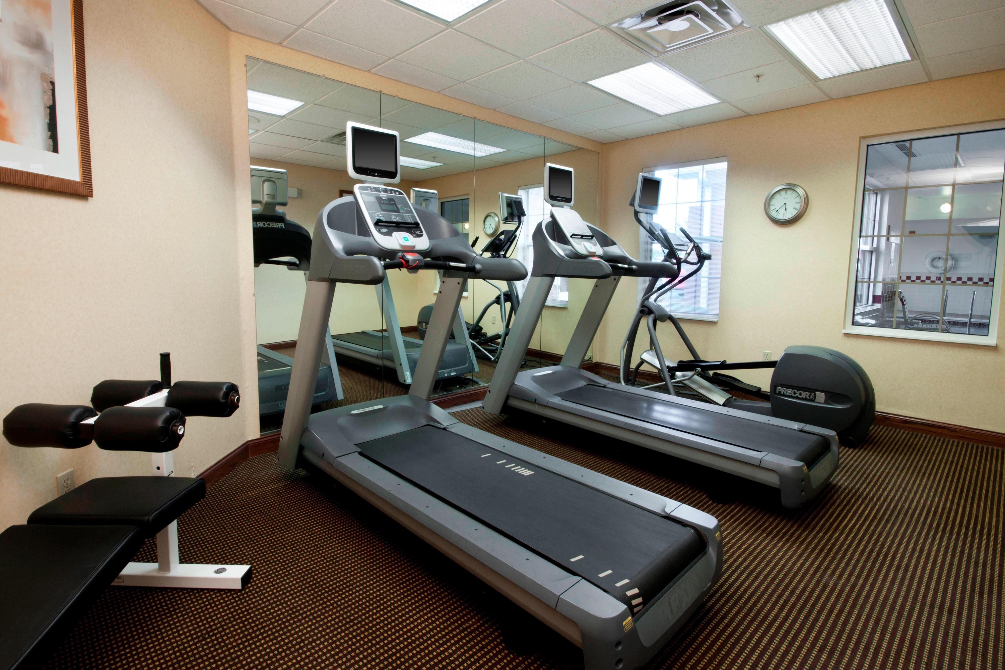 Oklahoma City Fitness Center Hotel