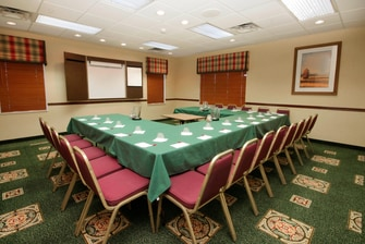 Oklahoma City Hotel Meeting Room