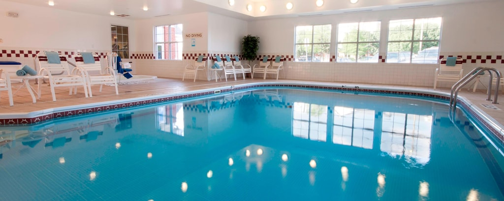 Oklahoma City Hotel Indoor Pool